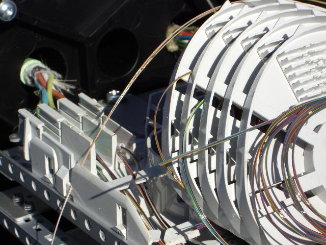 Proyectos redes de fibra óptica